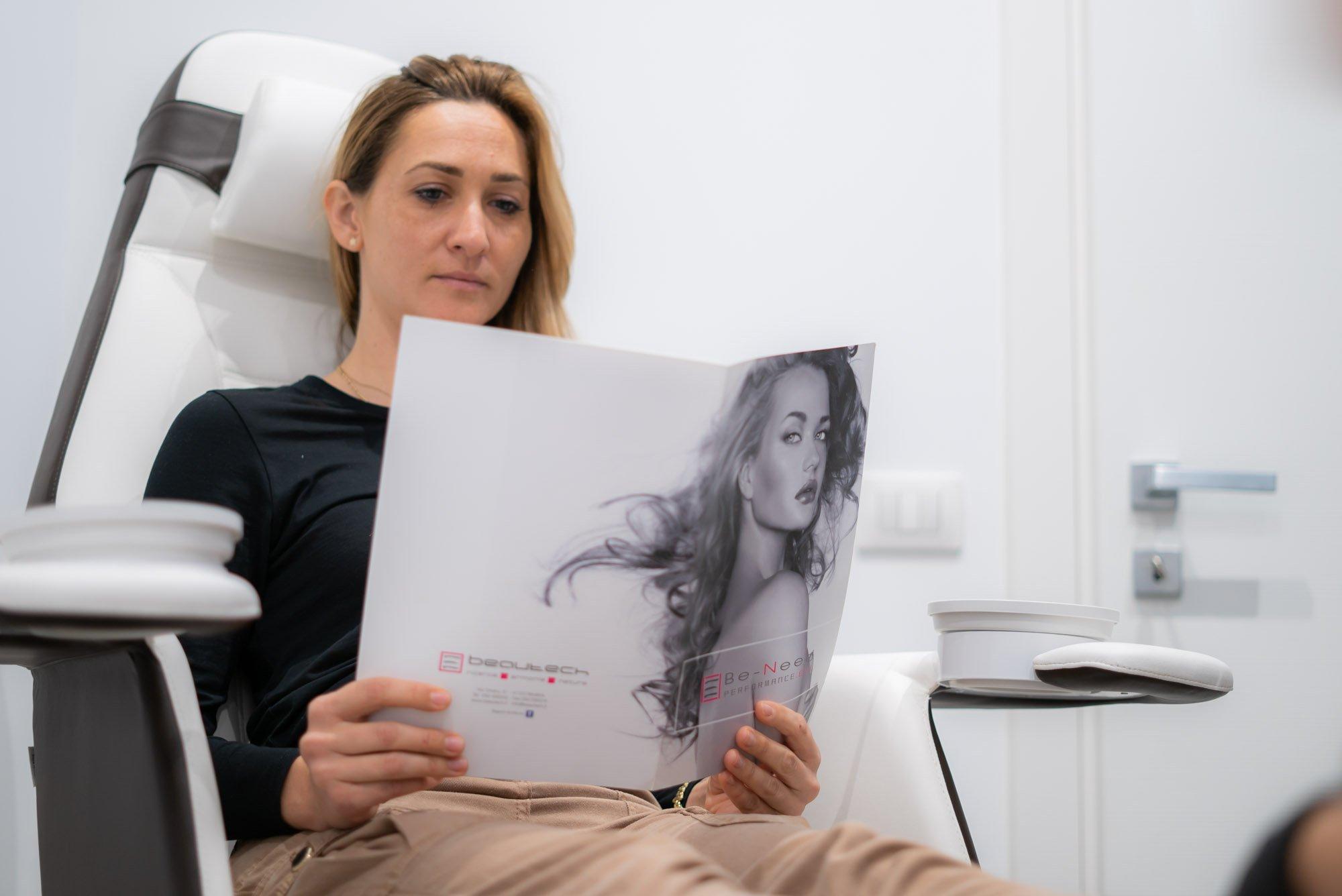 Chiara Beauty Boutique Pedicure