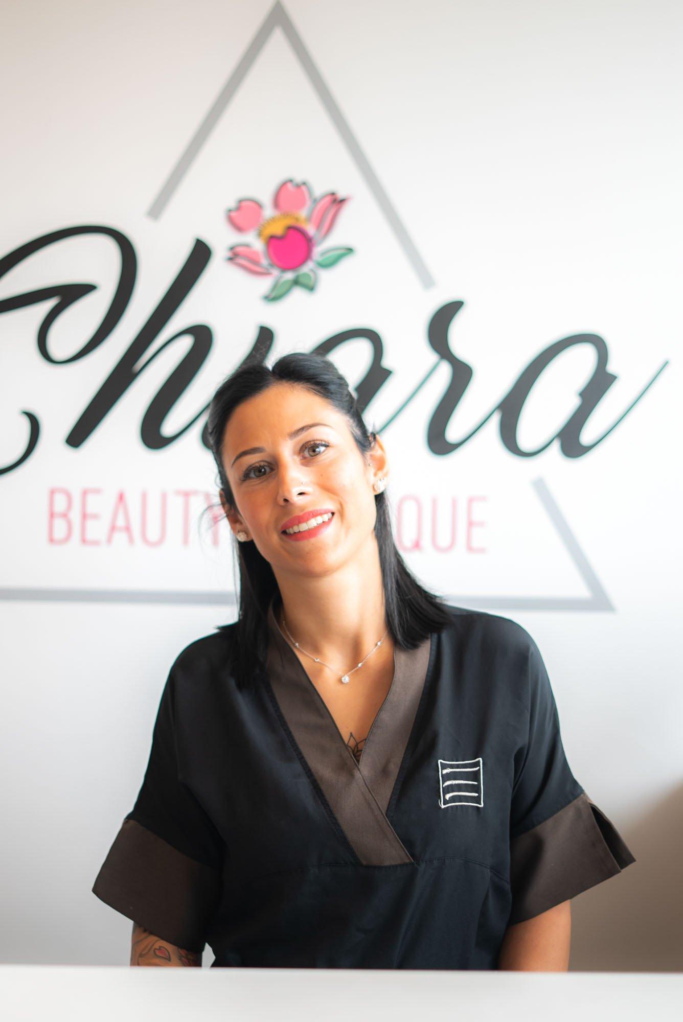 Chiara Beauty Boutique Titolare
